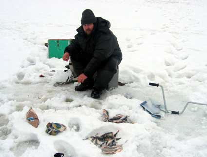 москворецкая рыболовная